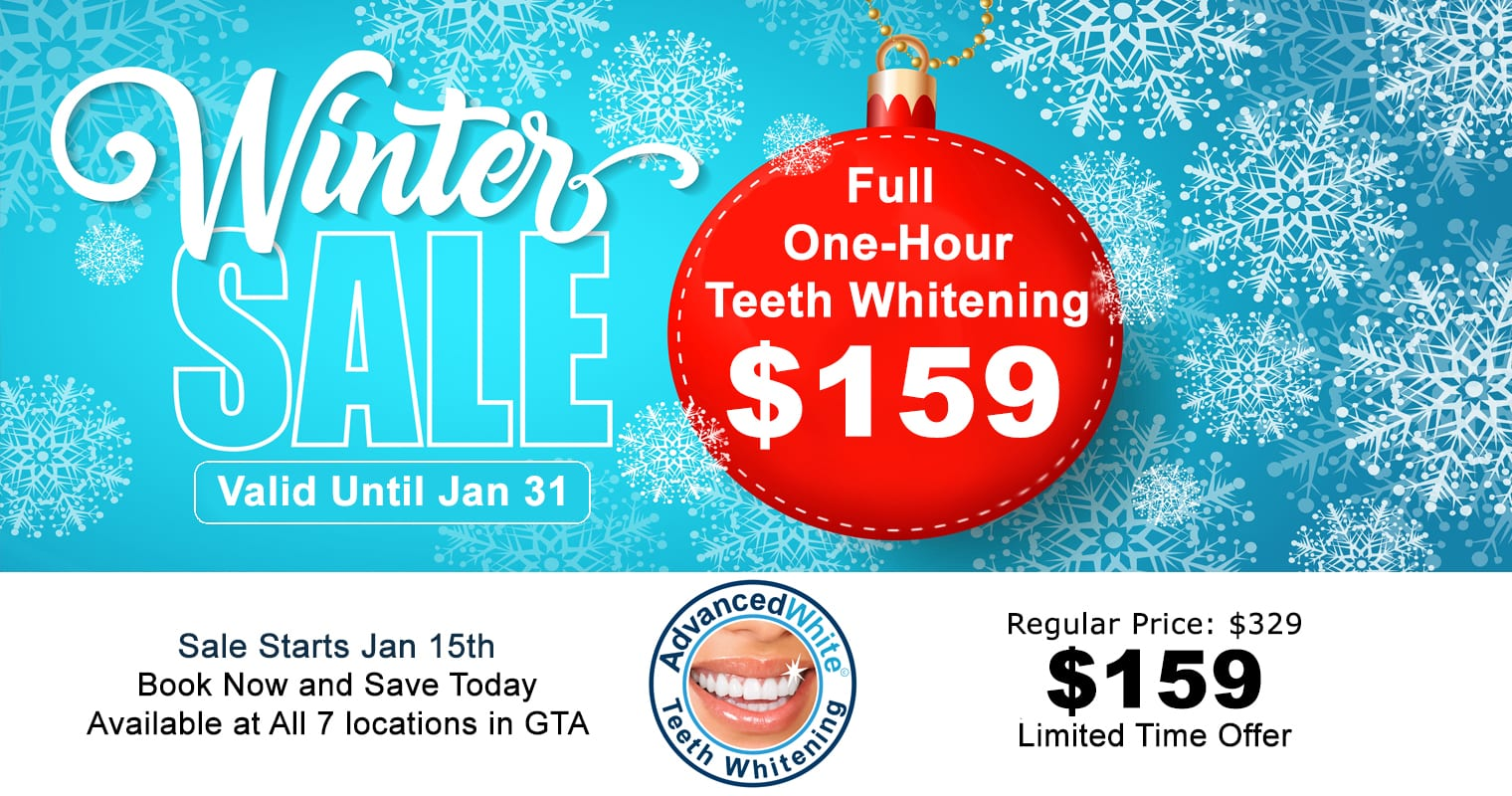 teeth whitening advance white