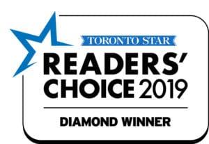 teeth whitening reader's choice award